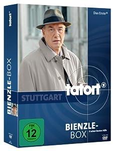 Tatort: Bienzle-Box [4 DVDs]