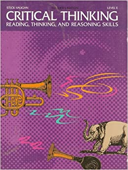 introduction to critical thinking and reasoning skills Introduction to critical thinking thinking is somewhat similar to other skills, like often we can detect unacceptable reasoning either because we.
