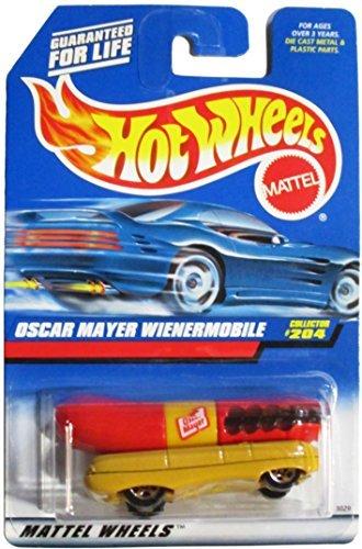 hot-wheels-oscar-mayer-wienermobile-204-rare-collector-scale-1-64-collector-by-mattel