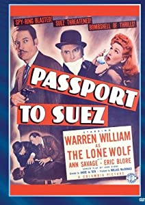 Passport To Suez from SPE