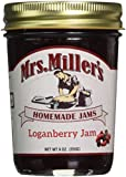 Mrs Millers Loganberry Jam (Amish Made) ~ 2 / 9 Oz. Jars