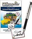 Children Name Labels - Self-Laminating