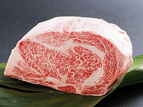 伊万里牛の松尾畜産 伊万里牛 リブロース ブロック 肉 4kg