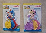Evenflo Disney Babies Mickey Mouse Teether Charms