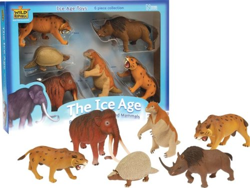 ICE AGE PVC PLAY SET - Buy ICE AGE PVC PLAY SET - Purchase ICE AGE PVC PLAY SET (Wild Republic, Toys & Games,Categories,Action Figures,Playsets)