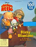 Disney's Chicken Little: Sticky Situations - A Sticker Activity Storybook
