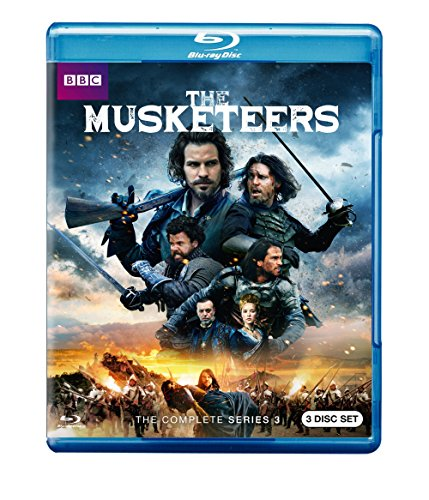 Musketeers, The: Season 3 [Blu-ray]