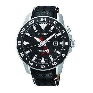 Watch Seiko Sportura Sun015p2 Men´s Black