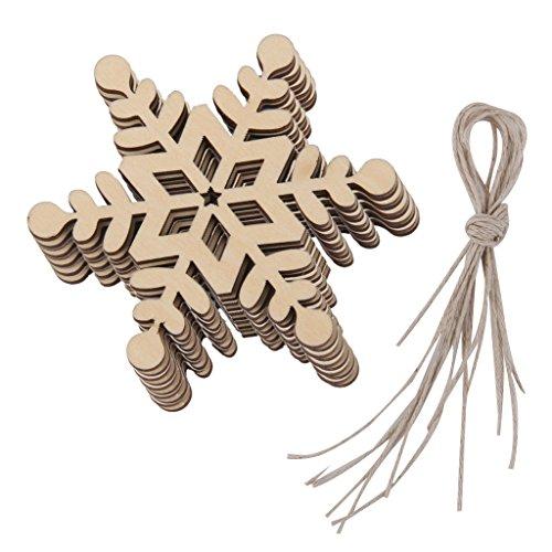 10x-schneeflocke-holzverzierung-weihnachtsbaum-haengende-verzierung-dekor