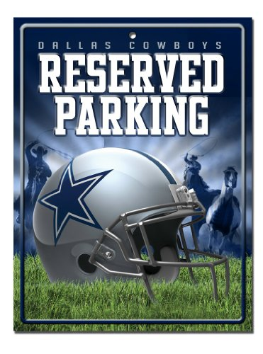 NFL Dallas Cowboys Parking Sign at Amazon.com