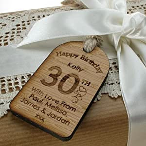Personalised 30th birthday gift 30th birthday gift for for Kitchen gift ideas under 30