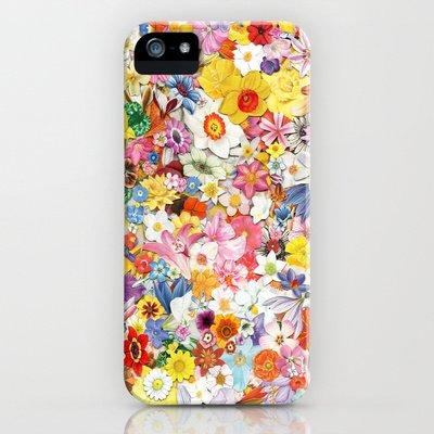 Society6/ソサエティシックス iphone5ケース  花 花柄 Flowers.2