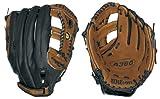 Wilson WTA0360125 A360 Series 12 1/2 inch Outfielder Baseball Glove