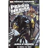 Pantera negra el hombre sin miedo 01 - jungla urbana (Tomos Marvel)