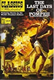 img - for The Last Days of Pompeii (Classics Illustrated, 35) book / textbook / text book