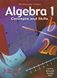McDougal Littell Algebra 1: Concepts and Skills