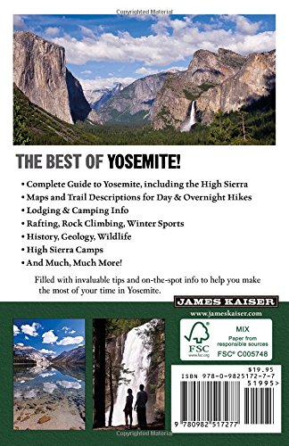Yosemite: The Complete Guide: Yosemite National Park (Yosemite the Complete Guide to Yosemite National Park)