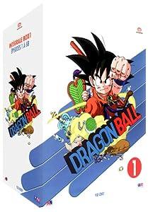 Dragon Ball - Intégrale Box 1 - Épisodes 1 à 68 [Non censuré]