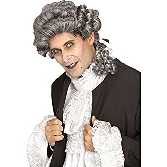 Rubies Costume Company Unisex Adult Immortal Male Colonial Wig