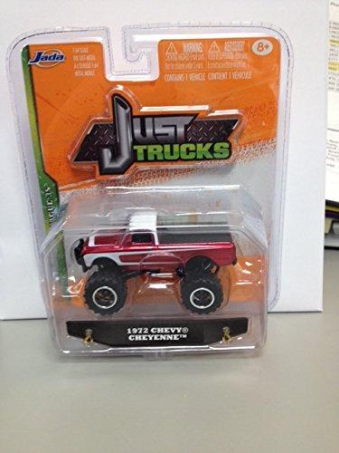 Jada Just Trucks 1972 chevy cheyenne 2014 wave 3s