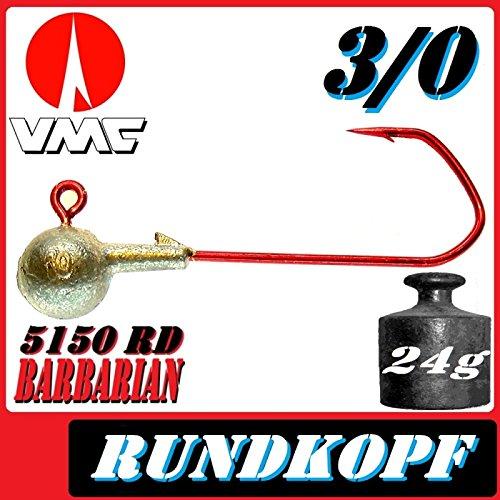 VMC Barb Arian Jig 5150 RD 3 PZ 3 33/0 24 G