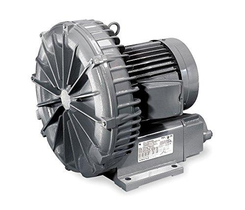 Vfc700A-7W Fuji Regenerative Blower 7 Hp, 16/8.0 Amps, 200-230/460 Volts