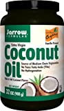 Jarrow Formulas Coconut Oil 100% Organic, Extra Virgin, 32 Ounce