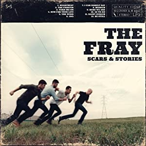 Scars & Stories The Fray Album CD