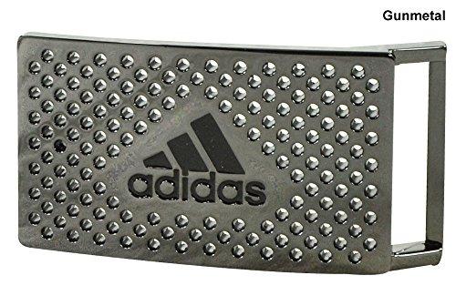 Adidas Sport Performance Buckle- Gunmetal