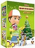 echange, troc Manny et ses outils : Joyeux Noël + A la rescousse des animaux + L'as du bricolage - coffret 3 DVD