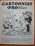 Cartoonist Profiles #13, March 1972