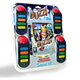 Buzz ! Le plus malin des Franais + Buzzerspar Sony Computer