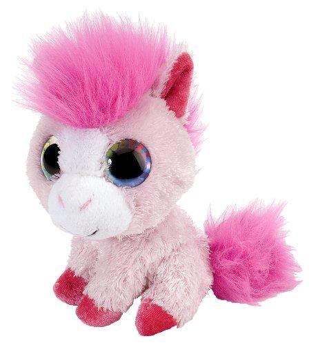 Wild Republic L'Il Sweet & Sassy Pony Pink Lemonade Plush - 1