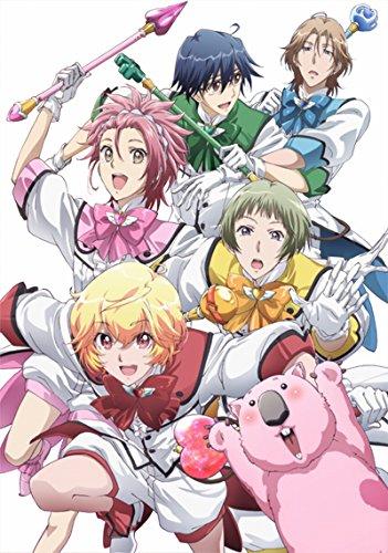 【Amazon.co.jp限定】美男高校地球防衛部LOVE! 1(オリジナル2L型ブロマイド付) [Blu-ray]
