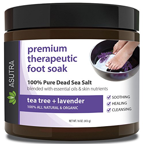 Premium Therapeutic Foot Soak -