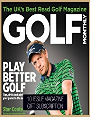 Golf Monthly - Magazine Gift Subscription