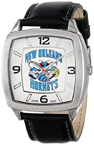 NBA Mens NBA-RET-NO Retro Series New Orleans Hornets Watch by Game Time