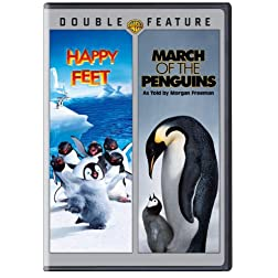 Happy Feet / March of the Penguins