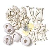 Safety-1st-Essentials-Child-Proofing-Kit-46-Piece-Color-Newer-Versions-NewBorn-Kid-Child-Childern-Infant-Baby