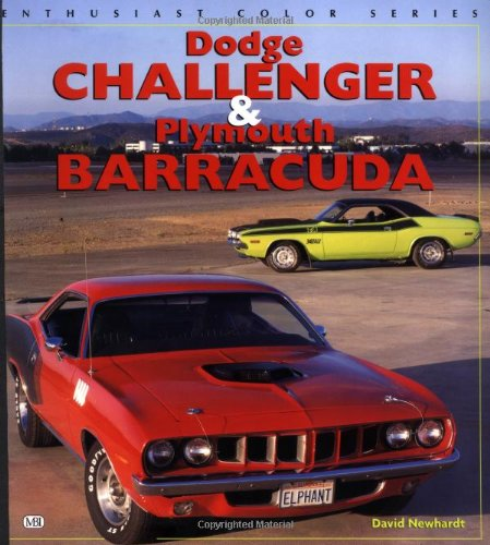 Dodge Challenger & Plymouth Barracuda (Enthusiast Color Series)