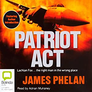 Patriot Act | [James Phelan]