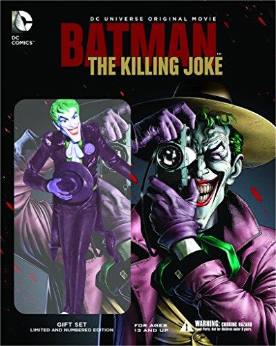 バットマン:キリングジョーク ブルーレイ 〈ジョーカー フィギュア付き〉 [Blu-ray]