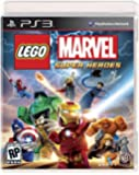 Lego: Marvel Super Heroes - PlayStation 3