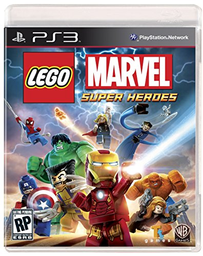 Lego: Marvel Super Heroes Photo