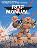 The RDF Manual (Robotech RPG Book 2) (0916211231) by Siembieda, Kevin