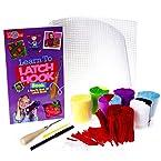 Learn To Latch Hook Kit