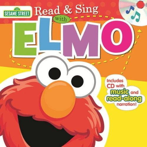 Twin Sisters Read & Sing with Elmo, Unisex - 1