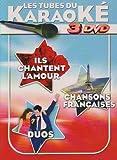 echange, troc Les Tubes Du Karaoke: Ils Chantent L'Amour / Chansons Francaises / Duos