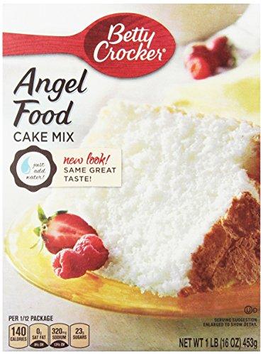 Betty Crocker Sugar Free Angel Food Cake Mix