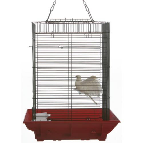 Image of Prevue Hendryx-Clean Life Play Top Bird Cage (SP851WW)